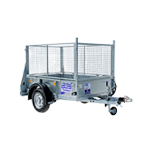 Ifor Williams GD64 1400Kg